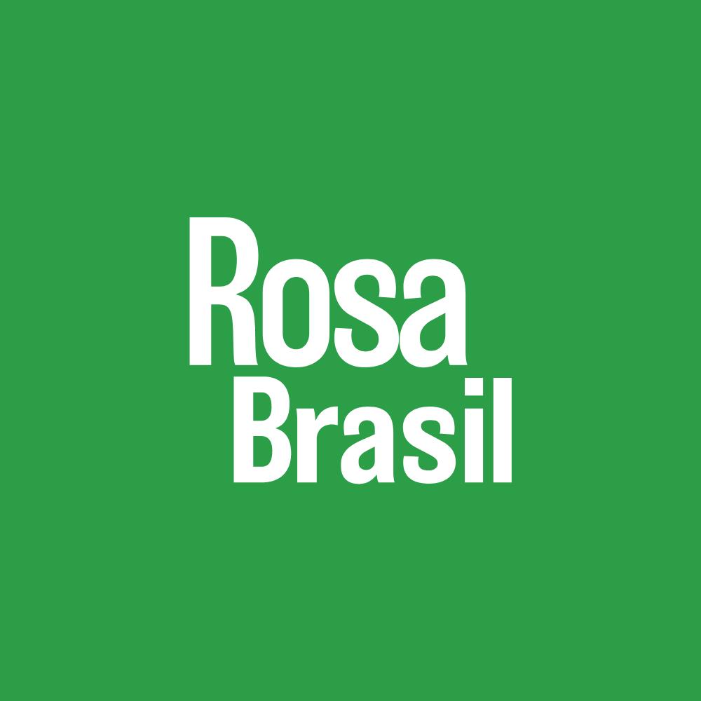 Logo Rosa Brasil